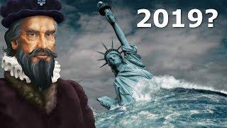 5 Vorhersagen von Nostradamus für 2019 und danach