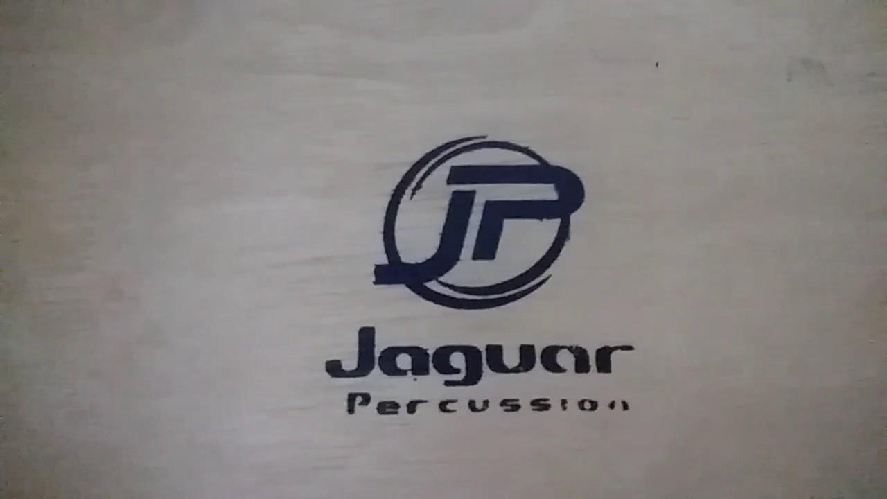 Cajon de Mesa - Jaguar Percussion (Loja AudioDriver Instrumentos no Mercado  Livre) 8b4df50900