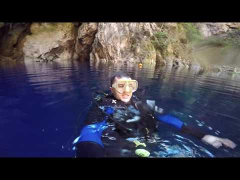 Chinhoyi Cave Dive #1