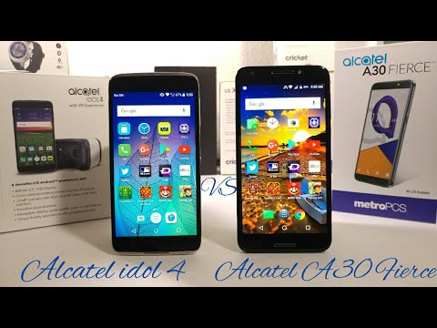 Alcatel A30 Fierce Video clips - PhoneArena
