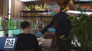 В Ташкенте вновь открылись рестораны и гостиницы