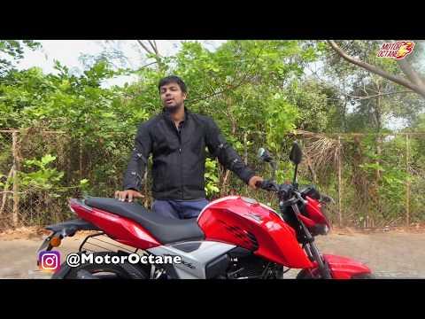 2018 TVS Apache RTR 160 4V Review in Hindi | MotorOctane