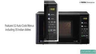 LG 20 Litres MH2044DB Grill Microwave Oven