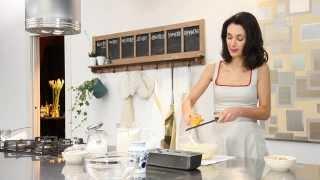 Plum Cake Con Amarena Fabbri E Lemon Curd