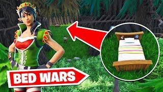 BED WARS W DŻUNGLI !