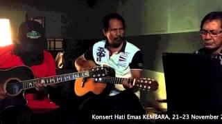 KEMBARA - Impian Seorang Nelayan & Hati Emas (LIVE)