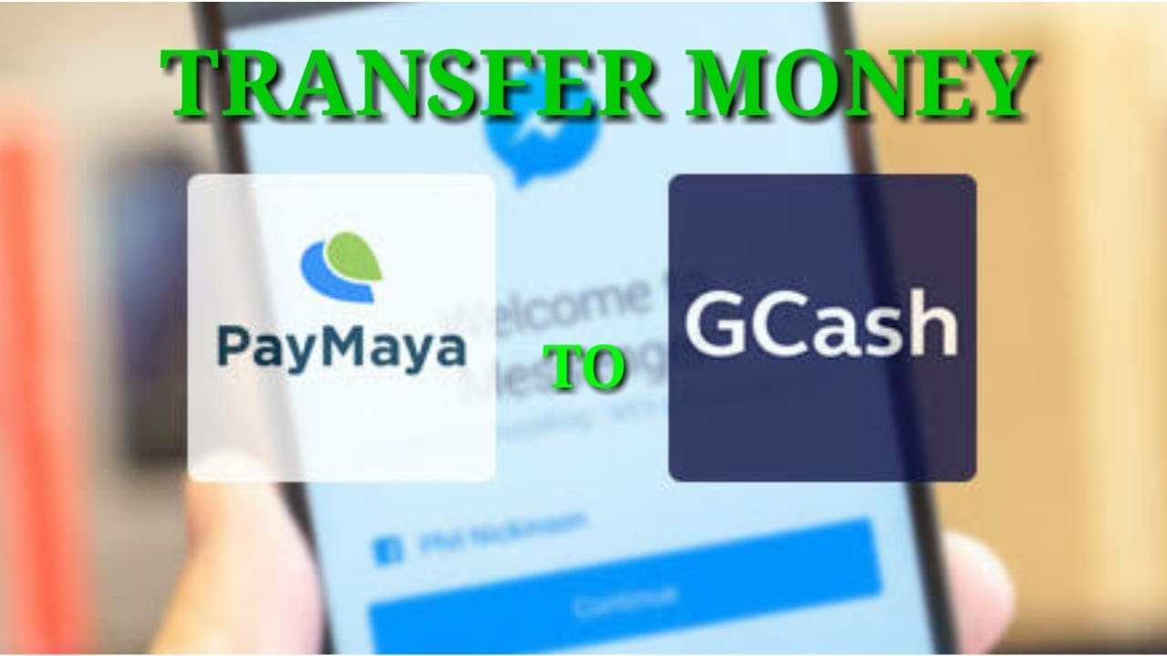 How To Transfer Money from Paymaya To Gcash 👌