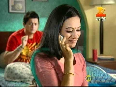 Eka Lagnachi Dusri Goshta - Marathi Serial - April 10 '12 - Zee Marathi Tv Show - Best Scene
