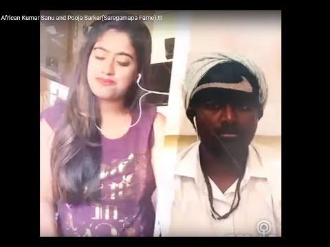 Na Na Karte Pyaar African Kumar Sanu and Pooja Sarkar...!!!
