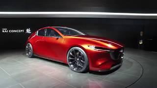видео Женевский автосалон-2011: чего ждать в будущем?