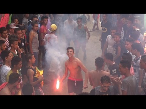 مهرجان البرازيلى شارع النزهه بولاق الدكرور