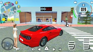 I Bought A New Ford Mustang in Car Simulator 2 - Android iOS Gameplay #6