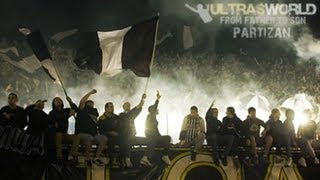 Partizan Belgrade - Ultras World