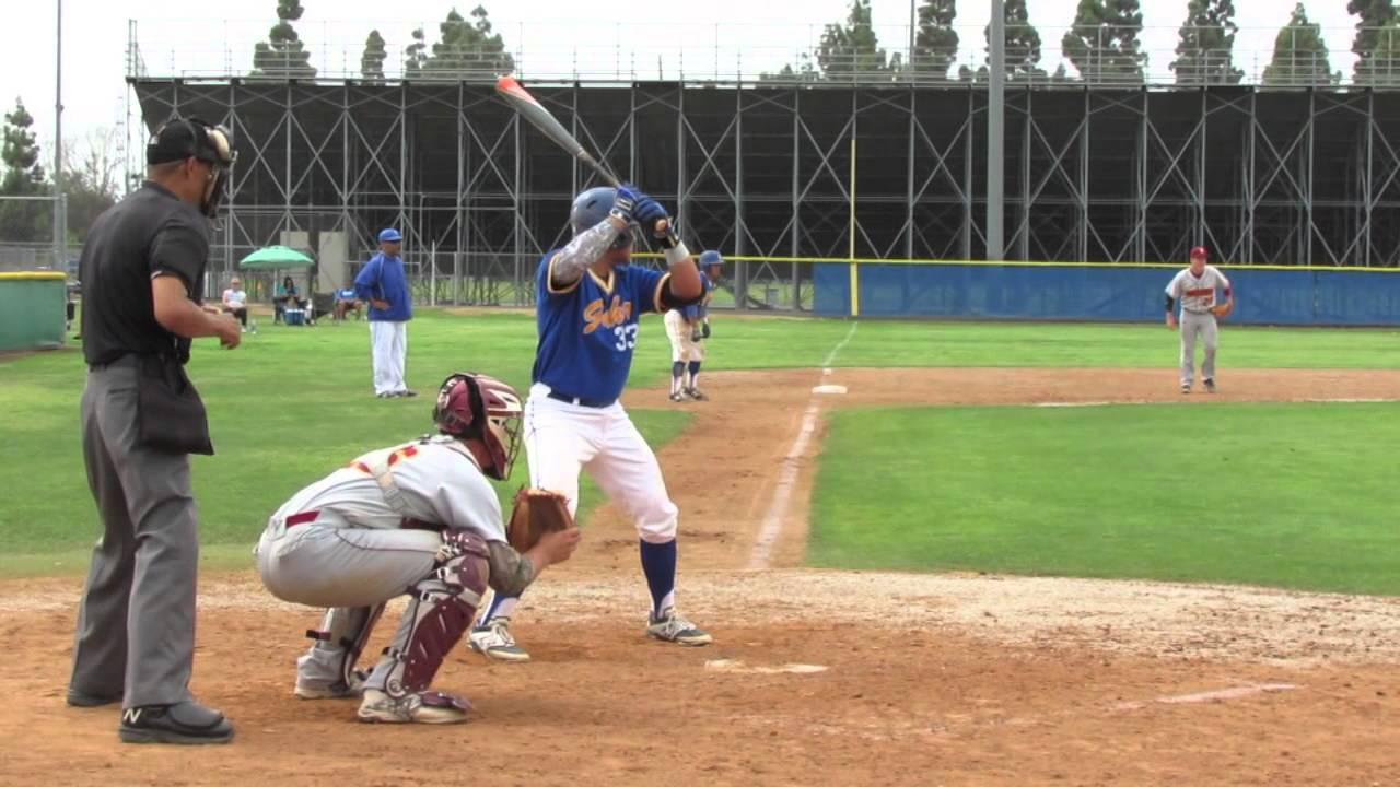 High School Baseball: Long Beach Wilson vs. Gahr - YouTube