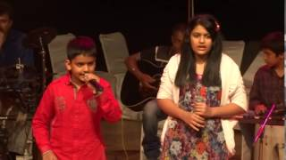 """Maine Dekha Tune Dekha"" evergreen Lata-Kishore duet sung by Aamrapali and Deepanshu Mahajan."