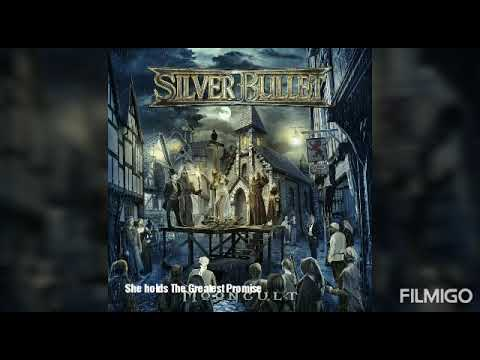 She holds The Greatest Promise (silver bullet) mooncult Mp3