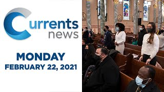 Catholic News Headlines for Monday, 2/22/21