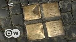 AfD - Stolpersteine als Stein des Anstoßes | DW Deutsch