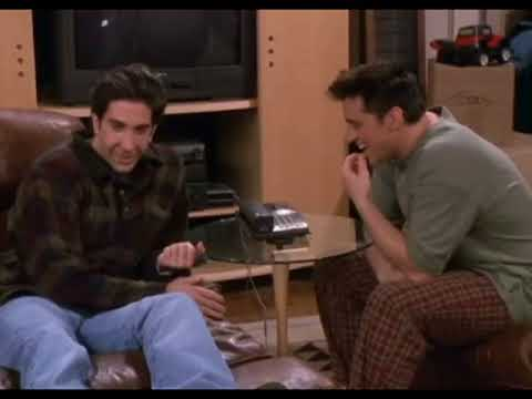 Friends - The best of Chandler and Joey (only) Season 5 Uncut ver.2