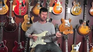 Fender CS Stratocaster® 1964 Relic®  OLW