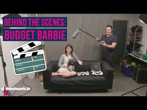 Behind the Scenes (Budget Barbie) - The Click Show: EP34