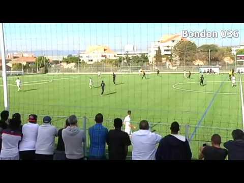 Tom B. - AM -  19yo - Pro Academy of Marseille VS Monaco Highlights