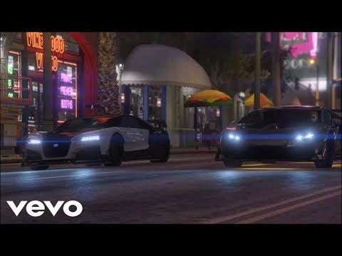 Gucci Mane, Bruno Mars, Kodak Black - Wake Up In The Sky (Official GTA Music Video)