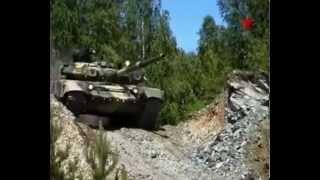 Большой репортаж о танке т-90