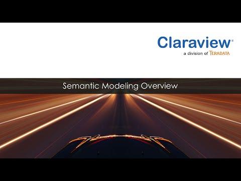 Semantic Modeling