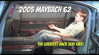 Maybach 62 Test Drive (And Ride!) **SOLD** - Video Test Drive with Chris Moran - Supercar Network