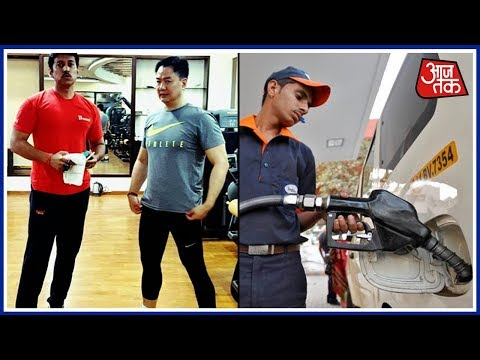 Ministers And Celebs Are Busy Proving Their Fitness, How Fit Is The Common Man ?