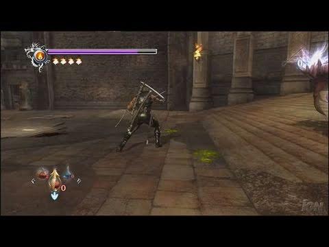 Ninja Gaiden Sigma PlayStation 3 Review - Video Review (HD)