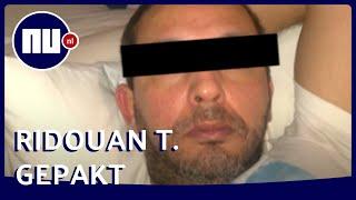 Ridouan T. gepakt in Dubai: 'Niets staat uitlevering in de weg'