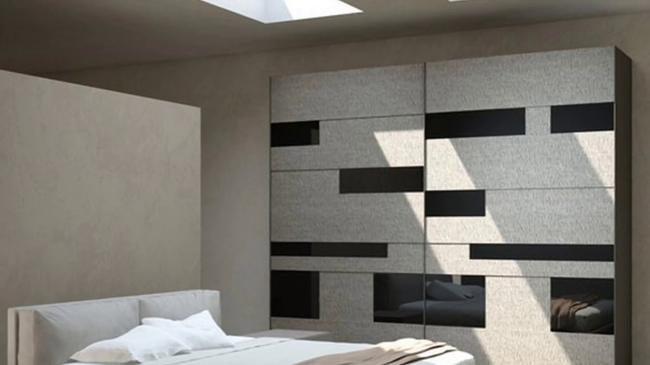 Modern wardrobe furniture designs in india