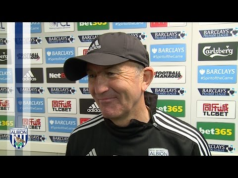 Tony Pulis assesses Albion's 1-1 Premier League​ draw with Liverpool