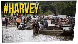 Hurricane Harvey Devastating Texas ft. Steve Greene, Nikki Limo & DavidSoComedy