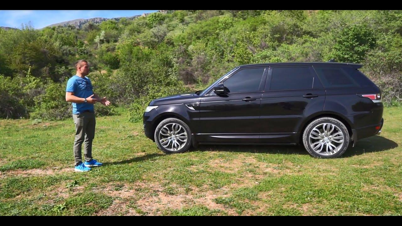 Что такое Range Rover Sport 4.4 дизель.