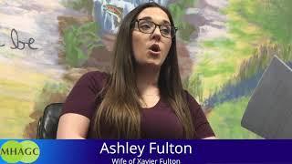 Message of Hope   Ashley Fulton