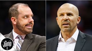 Frank Vogel says he's 'gotten really comfortable' with Jason Kidd | BS or Real Talk | The Jump