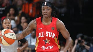 Erica Wheeler's Big Performance Leads Team Wilson to Victory! | AT&T WNBA All-Star 2019