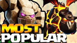 Most Popular TH9 Attack Strategy for 3 Stars in Clan War | Clash of Clans