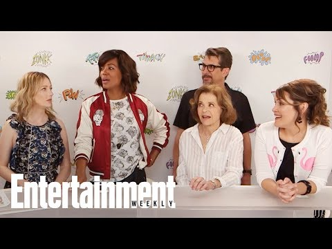 Aisha Tyler Pitches A Hilarious Series Ending For 'Archer' | SDCC 2017 | Entertainment Weekly
