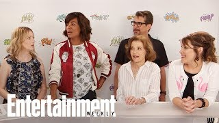 Aisha Tyler Pitches A Hilarious Series Ending For Archer | SDCC 2017 | Entertainment Weekly