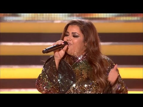 The X Factor UK 2018 Scarlett Lee Live Shows Round 5 Full Clip S15E23