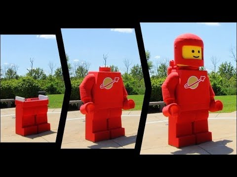 501 Lego Minifigure Assembly Instructions Youtube