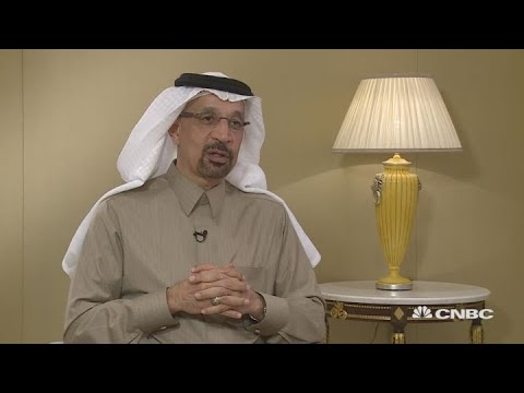 Industry is future of Saudi Arabia, energy minister says | Street Signs Europe
