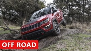 2017 Jeep Compass Trailhawk Off-Road - Test Drive