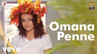 Vinnaithaandi Varuvaayaa Omana Penne Tamil Lyric . Rahman  Str