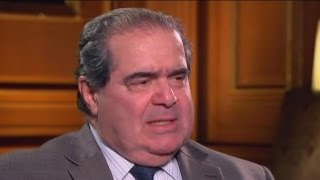 "Justice Antonin Scalia: ""I can't be a consensus builder"""