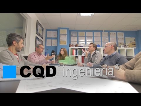 CQD ingeniería - Vídeo Corporativo 4.0
